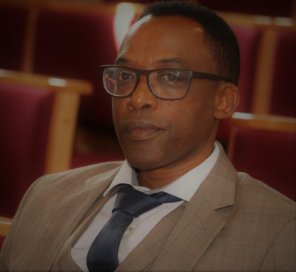 Jean Marie Ninziza: Commissaire Chargé des Finances, de la Mobilisation des Fonds et de la Trésorerie