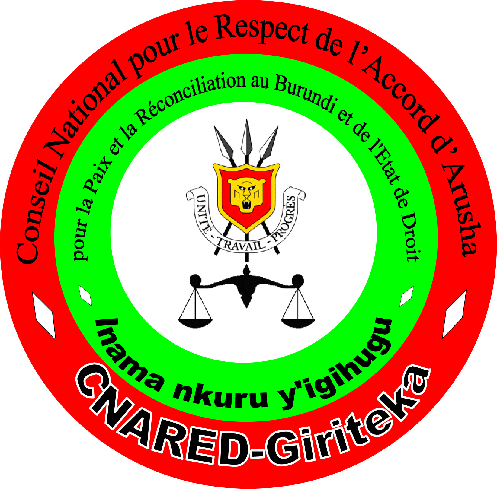 STATEMENT OF CNARED-GIRITEKA TO MARK THE COMMEMORATION OF THE 2nd ANNIVERSARY OF THE ONGOING CRISIS  CAUSED BY THE 3RD TERM OF MR. P. NKURUNZIZA