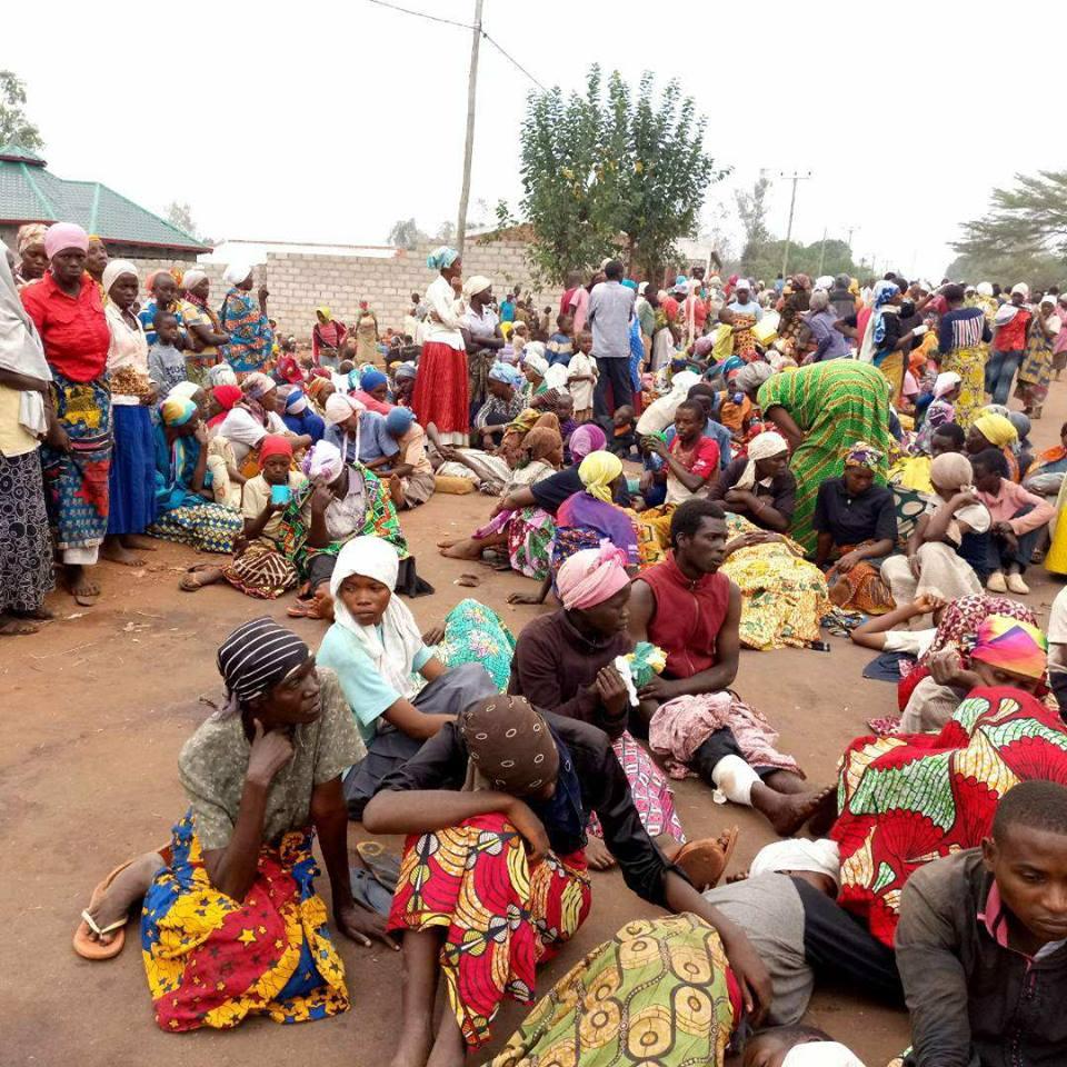 DÉCLARATION RELATIVE AUX MASSACRES DES RÉFUGIÉS BURUNDAIS EN RDC